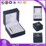 Rectángulo de reloj de empaquetado plegable del regalo del papel del nuevo diseño