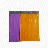 不透明なオレンジ多郵便利用者袋