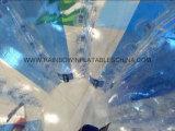 Aufblasbare menschliche Hamster-Kugel für Verkauf, kleine Belüftung-aufblasbare Kugel, aufblasbare Kugeln für Leute