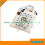 5oz自然なカスタム綿袋、明白な綿のトートバック