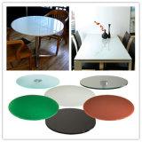 glace de table de sûreté colorée par 6mm de 5mm pour des Tableaux de restaurant