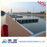 De Hete Verkoop WPC Decking van de goede Kwaliteit van China