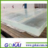 Изготовление листа Acrylic Gokai профессиональное толщиное PMMA 50mm