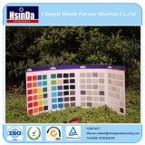 Großhandelsknicken-Beschaffenheits-gute Dekoration-verschiedene Farben-Spray-Puder-Beschichtung