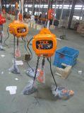 alzamiento de cadena eléctrico de la velocidad doble 500kgs con Ce