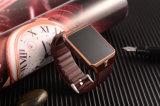 Reloj elegante de la tarjeta NFC del soporte SIM TF del reloj de Bluetooth de la venta caliente para el androide del iPhone de Apple