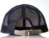 Fernlastfahrer-Hut in der Hysteresen-Schutzkappen-Art mit lederner Brücke