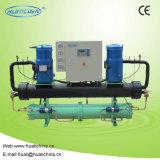 Refroidisseur d'eau refroidi à l'eau de compresseur de Danfoss de qualité