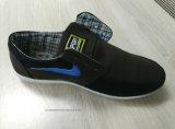 /Sports-Schuh-Segeltuch-Schuhe der beiläufigen Schuhe, die Maschine herstellen