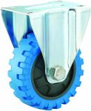 Le pneu à usage moyen d'unité centrale de bleu de 3/4/5 pouce veine la chasse qui s'est verrouillée