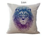 Cuscino decorativo dell'ammortizzatore del sofà di Pillowcover del coperchio della manovella del sofà animale dell'ammortizzatore