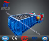 Felsen-Zerkleinerungsmaschine-Doppelt-Rollen-Zerkleinerungsmaschine für die Zerquetschung des Felsens