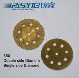 Зубоврачебный диск диаманта 350 с титаном
