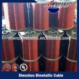 Draad van de Verkoop van de Leverancier van China de Elektrische Aluminium Geëmailleerdee