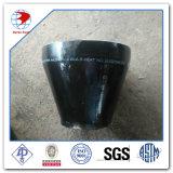 Pulgada excéntrica X del diámetro 10 del reductor tipo soldado 8 pulgadas Sch 40 A234wpb ASME B 16.9