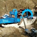 Завод песка кремнезема моя для строительной площадки