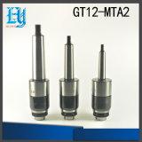 Держатель инструмента конусности инструмента Mta3-Gt12 Morse CNC выстукивая