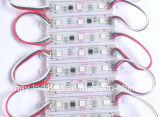 LEDのストリップのモジュール5050のカラーLEDモジュールを追跡する防水注入DC 12V