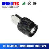 Prensado masculino del conector TNC del conector TNC del RF