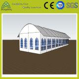 De aangepaste Witte Waterdichte Tent van pvc van de Familie van het Aluminium