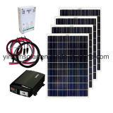 panneau solaire 260W environnemental pour des zones montagneuses éloignées