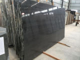 Hot Sale Chinese Natural Black Wood Grain Marble Stone