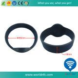 Bracelet sans contact imprimable passif de bracelet de l'IDENTIFICATION RF 13.56MHz