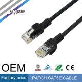 Câble de connexion de câble de fil de CCAM de Sipu Cat5e UTP