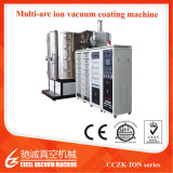 Máquina inoxidable China Suppiler de la vacuometalización del tubo PVD de la hoja de acero de la talla grande