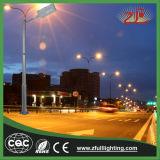Alluminio durevole tutto di prezzi di fabbrica in un indicatore luminoso di via solare del LED 40 W