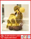 Momie de chameau de peluche de vente et jouet chauds de bébé
