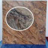 Azulejo de suelo residencial del vinilo del PVC del mármol del precio de fábrica