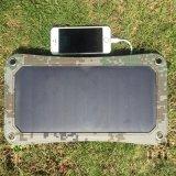 5V 7W 셀룰라 전화 GPS 디지탈 카메라 PDA를 위한 휴대용 태양 전지판 전원 충전기