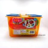 Heißes kundenspezifisches sich hin- und herbewegendes Tierspielzeug-Plastikset des Bad-2017 hergestellt in China