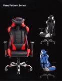 Nueva del diseño silla ajustable del juego de Wcg de la parte posterior arriba