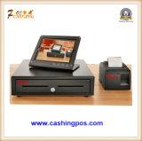 Caja registradora terminal electrónica de la posición para el sistema Point-of-Sale