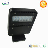 Novo design 35W Waterproof LED Wallpack Light Quente / puro / legal branco