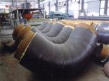 guarnición de tubo anticorrosión del carbón 3PE /Anticorrosion y aislante termal