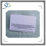 Горячая фольга штемпелюя лоснистую визитную карточку отделкой