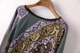 Het lange Overhemd van de Manier van de Koker voor de T-shirt van Vrouwen