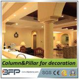 Мраморный естественные каменные колонки для колонки высокого качества китайской мраморный