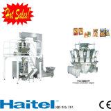 Relleno completamente automático y máquina seca del acondicionamiento de los alimentos