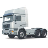 シャンシーShacman F2000 380HP 6X4のトラクターのトラックヘッド