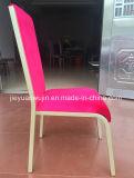 Stapelndes Aluminiumhotel-Gaststätte-Handelsbankett, das Stühle (JY-L45, speist)