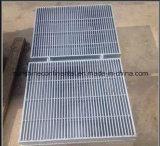 Reja de acero galvanizada sumergida caliente del acero de la plataforma