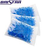 Baistra New Arrival Disposable Dental Blue Plastic Cotton Roll Clip