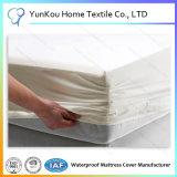 Fabricante impermeable superior chino de la cubierta de colchón de la calidad