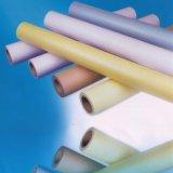 Papier enduit de silicone pour la double étiquette latérale