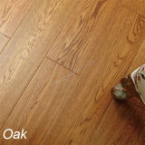 오크에 의하여 /Solid 경재 마루 /Oak 설계되는 목제 마루청을 까는 목제 마루