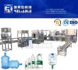 Máquina de rellenar de 5 galones del compartimiento automático del agua potable